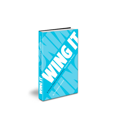 Wing It Book Blurb